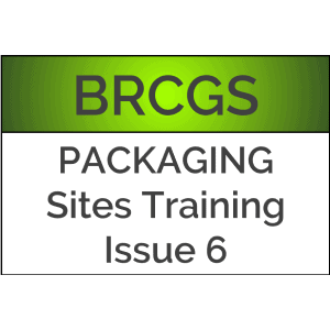 BRCGS Packaging V6 for Sites