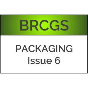 BRCGS Packaging Issue 6